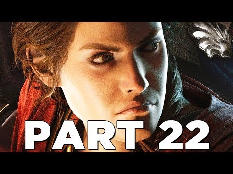 ASSASSIN'S CREED ODYSSEY Walkthrough Gameplay Part 22 - XENIA (AC Odyssey)
