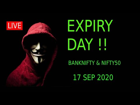 Live Trading in NSE | Banknifty | Nifty50 | Expiry Day |Market Analysis | Price Action |CPR Trading