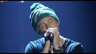 Ryan trades his cap + OneRepublic perform Future Looks Good (Fillmore Philadelphia)