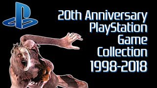 20th Anniversary PlayStation [PS4] Game Collection 1998-2018