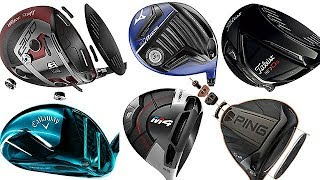 Best New DRIVERS for 2018 Golf Season