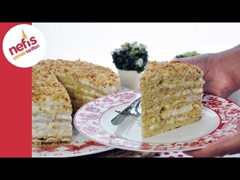 Bal Kaymak Pastası Tarifi | Nefis Yemek Tarifleri