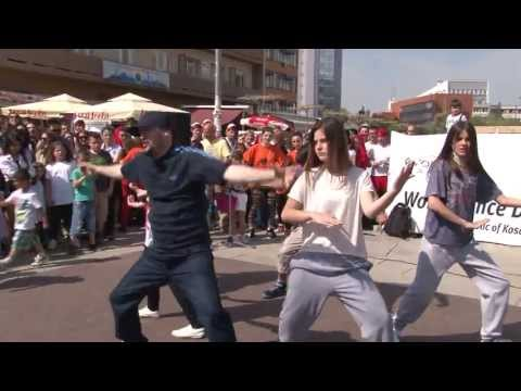 City  Stars - Dance  Day  in  Kosovo  2013