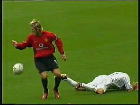 Post-match analysis Leeds Utd 1 Man Utd 0 (14Sep2002)