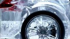 370Z GLASS transparent Car!