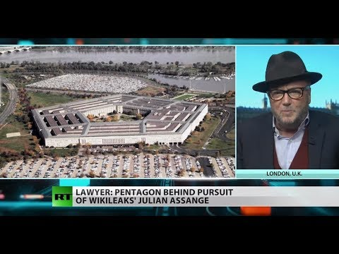 Pentagon 'out to get' Assange from start – Galloway