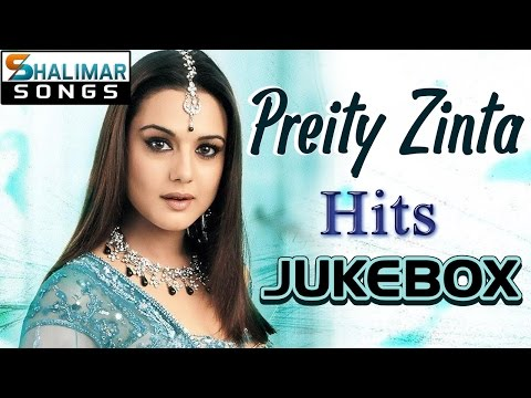 Preity Zinta All Time Hits || Best Songs Collection  || Shalimarcinema