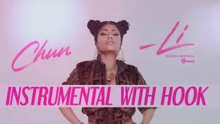 Nicki Minaj Chun Li - Instrumental w/ Hook