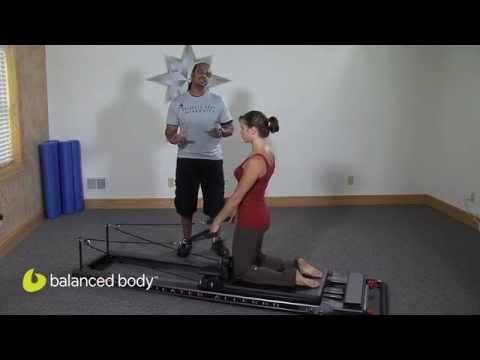 Pilates for Athletes: E38: Scapular Stabilization