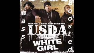 USDA - White Girl (BASS BOOSTED) HD 1080p