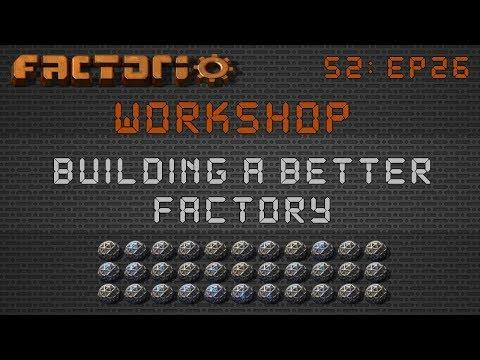 Science Lab Builds & Setups :: Factorio Workshop Season 2 - Building A Better Factory