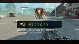 CALL OF DUTY BLACK OPS 4 - My Second Blackout Win!