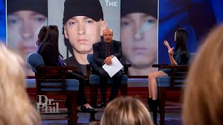 Teen Says She Believes Rapper Eminem Is Her Father thumbnail