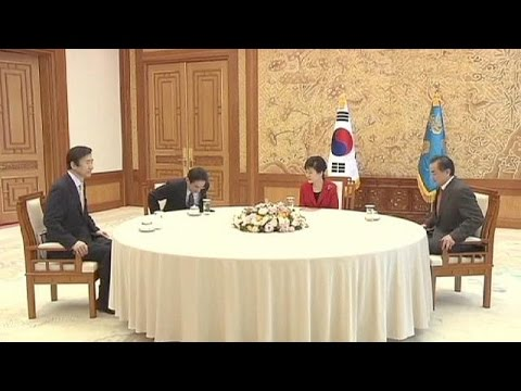 China, Japan and South Korea meet to improve frosty relations