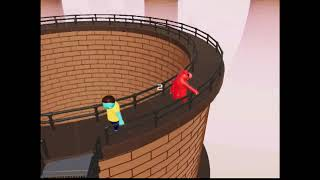 ASU NO JACK XD! - Gang Beasts