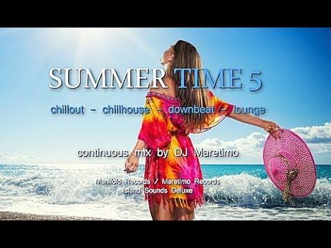 DJ Maretimo - Summer Time Vol.5 (Full Album) 22 Premium Chillout & Lounge Trax