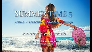 DJ Maretimo - Summer Time Vol.5 (Full Album) 22 Premium Chillout & Lounge Trax