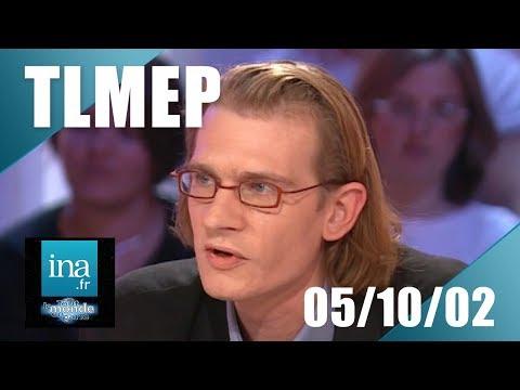 Tout Le Monde En Parle avec Guillaume Depardieu et Noël Mamère,    28/09/2002   Archive INA