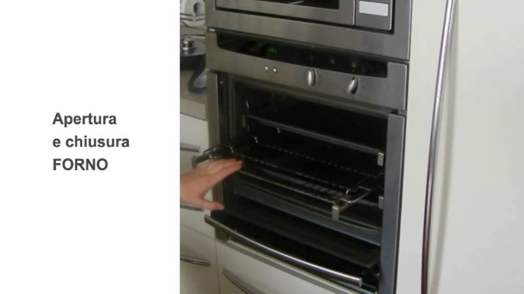 Cucina su misura per disabili - YouTube