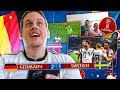 REACTING TO GERMANY V SWEDEN 2018 WORLD CUP