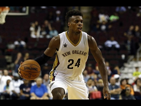 Buddy Hield 2016-2017 New Orleans Pelicans Highlights