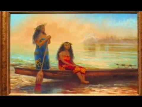 Legend of Honoura  -  a Tahitian fable (originally written in Tahitian language)