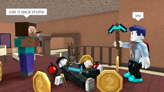 ROBLOX Murder Mystery 2 FUNNY MOMENTS (DRIP)