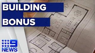 BUILDING BONUS