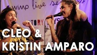 Cleo & Kristin Amparo - WiMP Live Sessions
