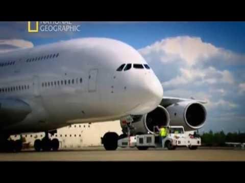 Инженерные идеи Аэробус А 380  Airbus A380