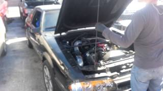 5.0 1989 GT Mustang Update on Build