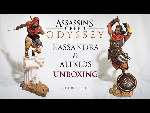 Assassin S Creed Odyssey Alexios Kassandra Ubicollectibles