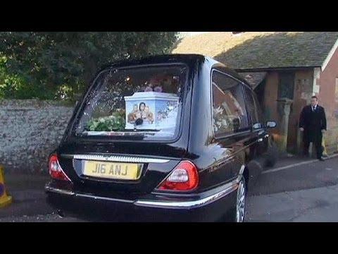 Peaches Geldof buried in Kent near family home