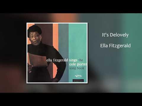Ella Fitzgerald  'It's Delovely'  (LP) Mp3