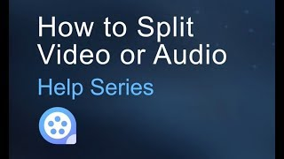 How to Split Video or Audio with ApowerEdit