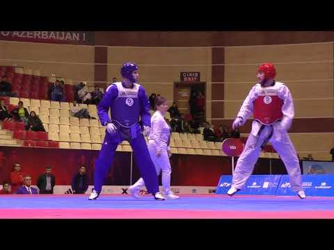 Belgium Vs USA. Male. World Taekwondo World Cup Team Championships, Baku-2016.