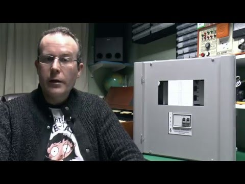 3 Phase Distribution Board - YouTube