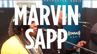 "Marvin Sapp ""The Best In Me"" // SiriusXM // Praise"