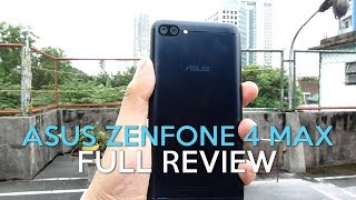 Asus Zenfone 4 Max - Full Review and Unboxing (Camera and Gaming Test)