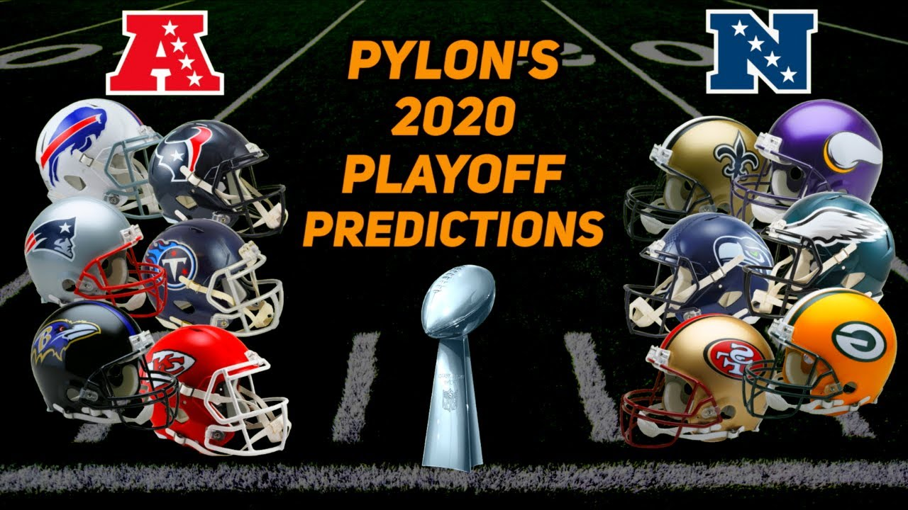 2020 Nfl Playoff Predictions In Under 6 Minutes