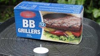 MUST SEE Best Hamburger Trick ever Thumbnail