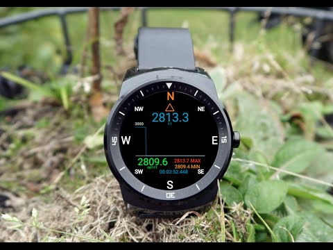 ToolX Android Wear Tool With Barometer