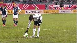 Frauenfußball Deutschland/Germany USA/WNT 05.04.2013 2.Halbzeit