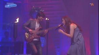 Spain (Chick Corea)▽Ayaka Hirahara (vo) 岡田治郎 (Bass) ▽ 2011-05.