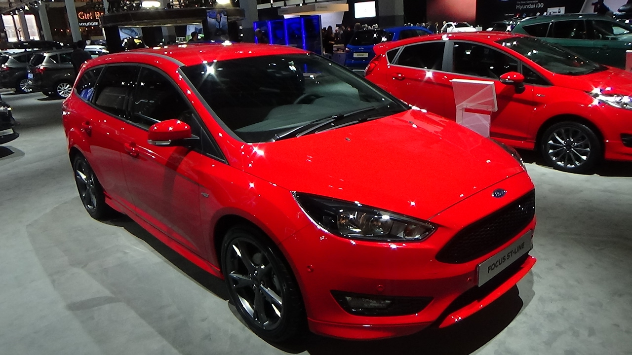 2017 ford focus st line fox clipper exterior and. Black Bedroom Furniture Sets. Home Design Ideas