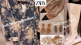 Zara Fall 2019 New Women's Fashion Collection (September 2019)/Fall women's fashion [part 3]