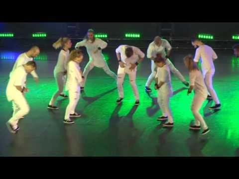 """Taneční skupina roku 2016 - B-original """"SPEECH"""" - BEST DANCE GROUP"""