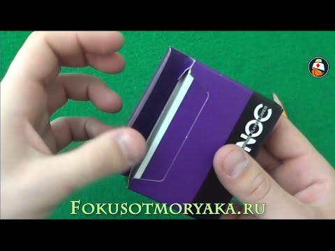 Обзор Колоды Карт NOC V3S. Где купить игральные карты. Playing Card Deck Review