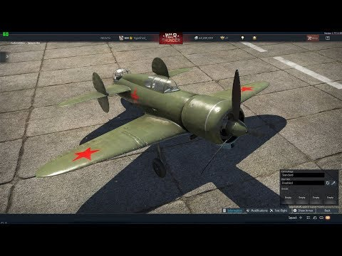 War Thunder - Received The MAI-Tandem! (Soviet Rank I Collectible Premium Attacker)