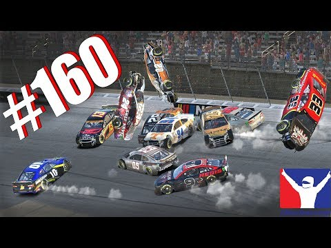 IRacing Crash Compilation #160